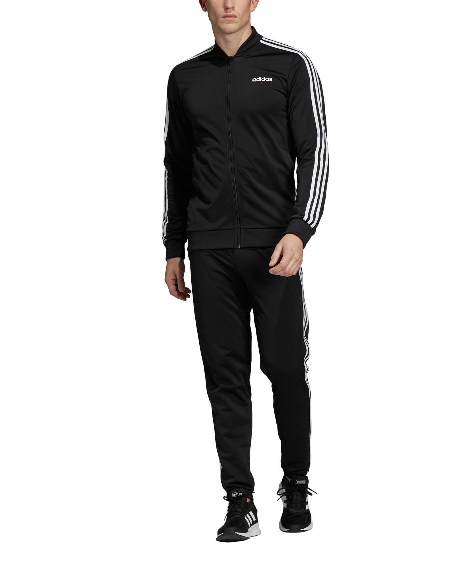 アディダス(adidas) スポーツウェア上下セット CORE 3ストライプス トリコットトラックスーツ FRW20