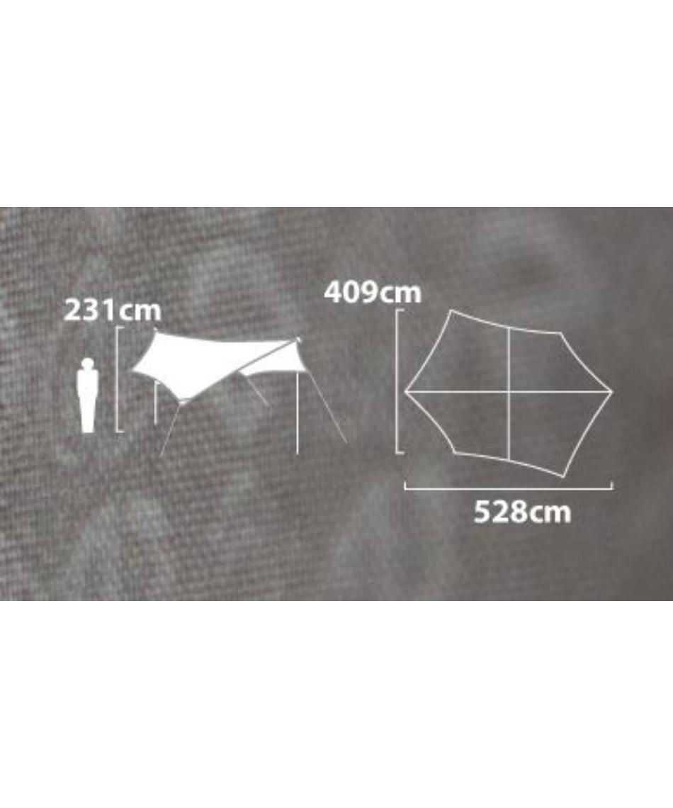 ニーモ(NEMO) ヘキサタープ シャドウキャスター エレメント165 SHADOWCASTER NM-SCT165-EL