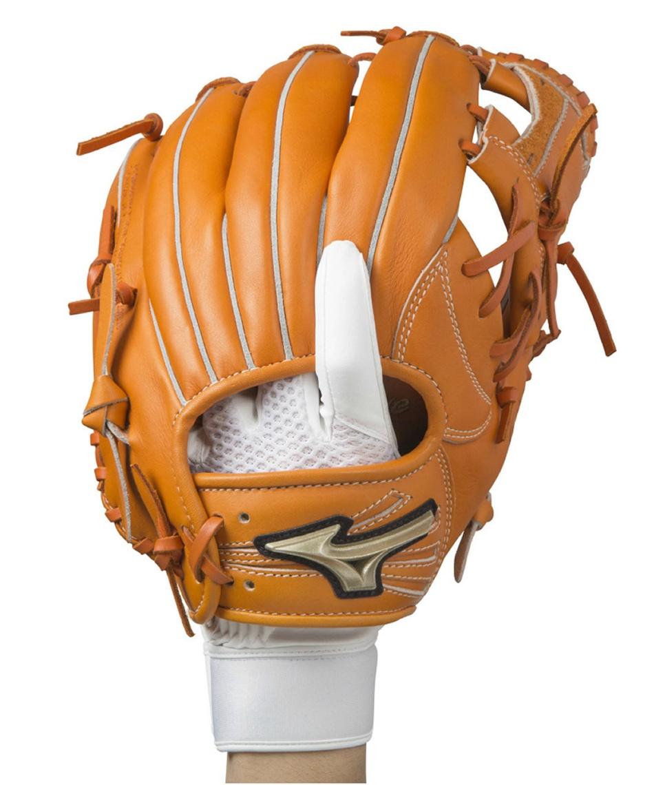 ミズノ(MIZUNO) グローバルエリート 守備 RG 高校野球ルール対応 左手用 1EJEY22010