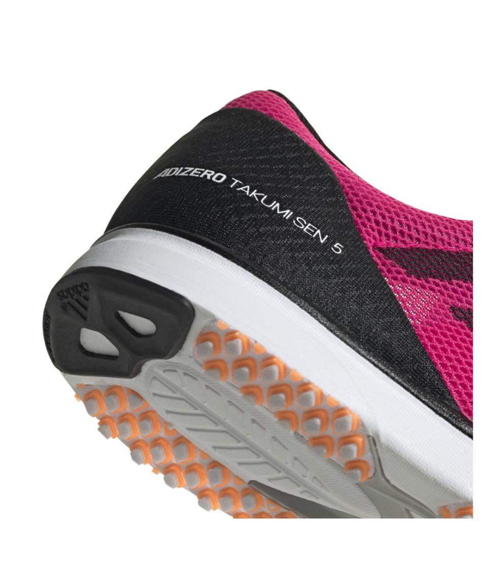 アディダス(adidas) ランニングシューズ adizero takumi sen 5 wide アディゼロ 匠 セン 5 ワイド EF0700 DBH65
