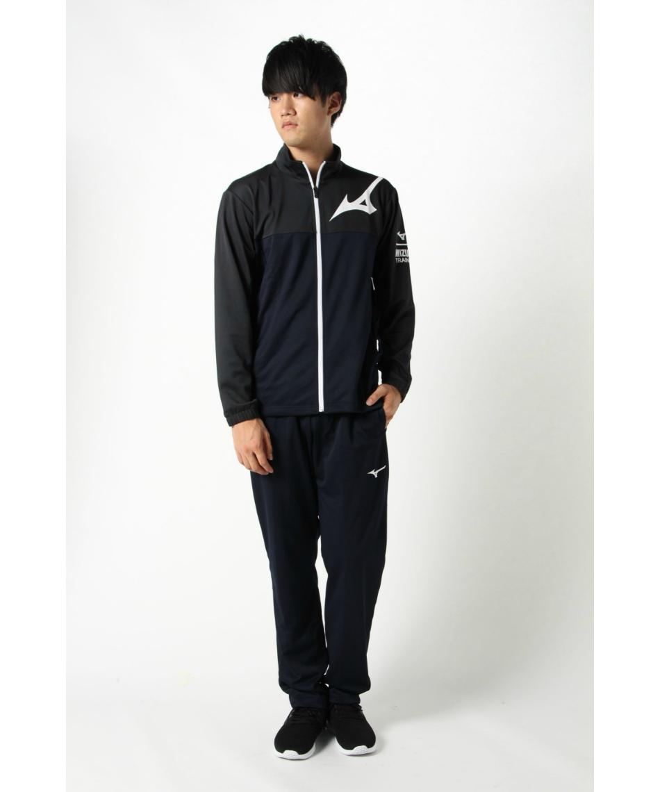 ミズノ(MIZUNO) スポーツウェア トレーニングジャケット 32JC9523