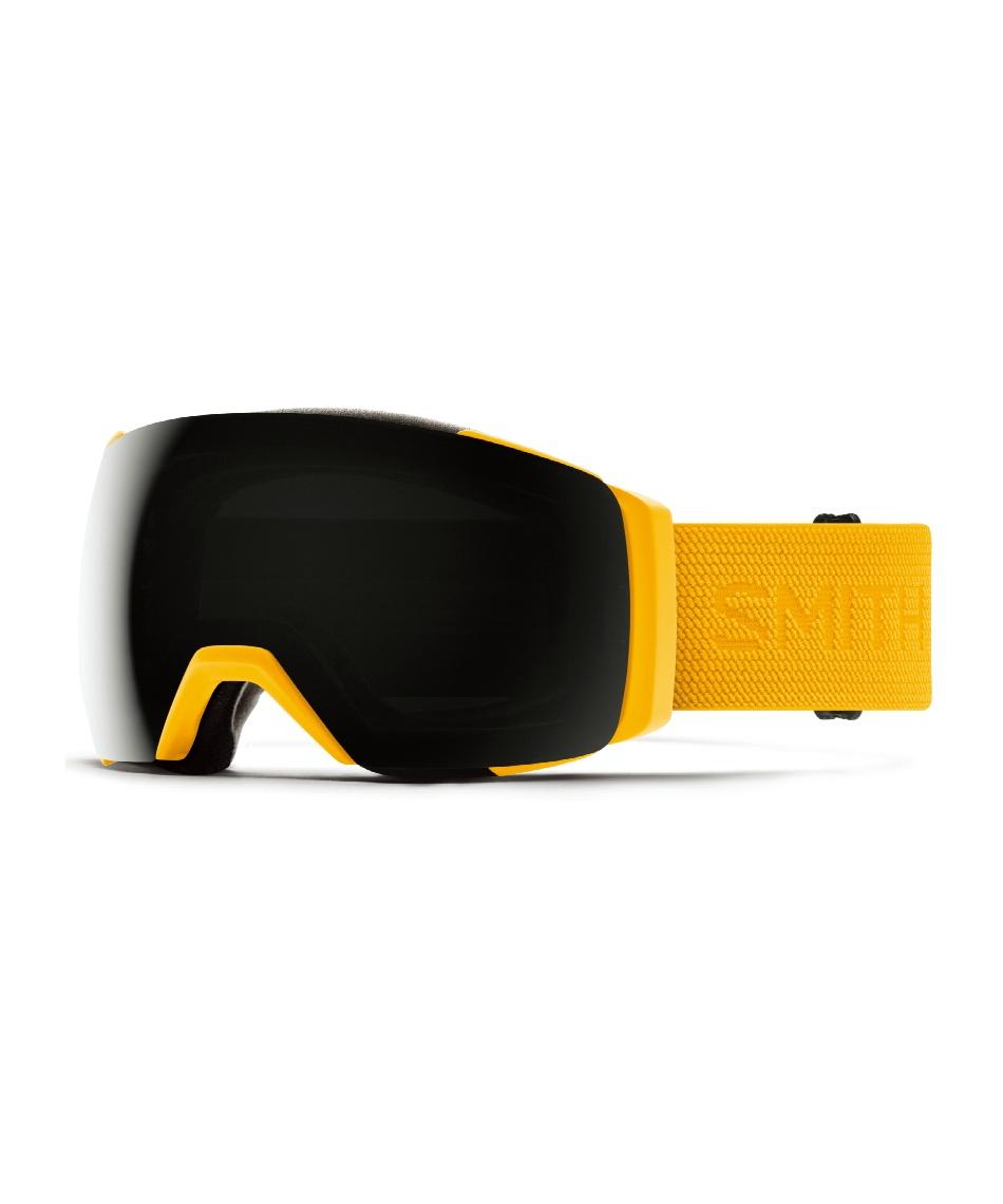 スミス(SMITH) スキー スノーボードゴーグル 眼鏡対応GOGGLE スペアレンズ付 U-I/O MAG XL HORNET F