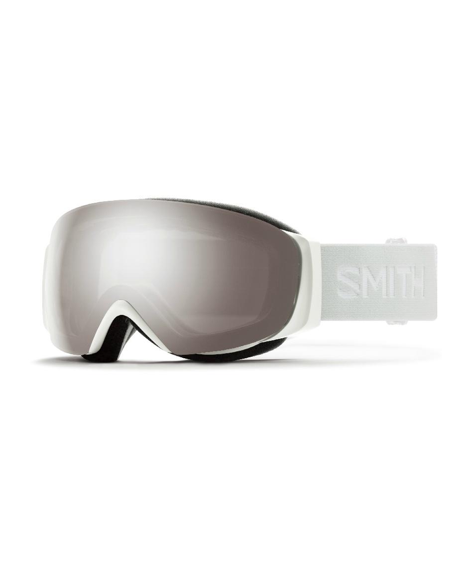 スミス(SMITH) スキー スノーボードゴーグル GOGGLE スペアレンズ付 U-I/O MAG S WH VAPOR