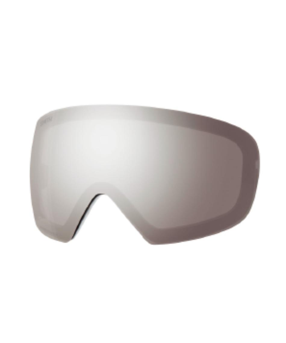スミス(SMITH) スキー スノーボードゴーグル GOGGLE スペアレンズ付 I/O MAG S White Vapor