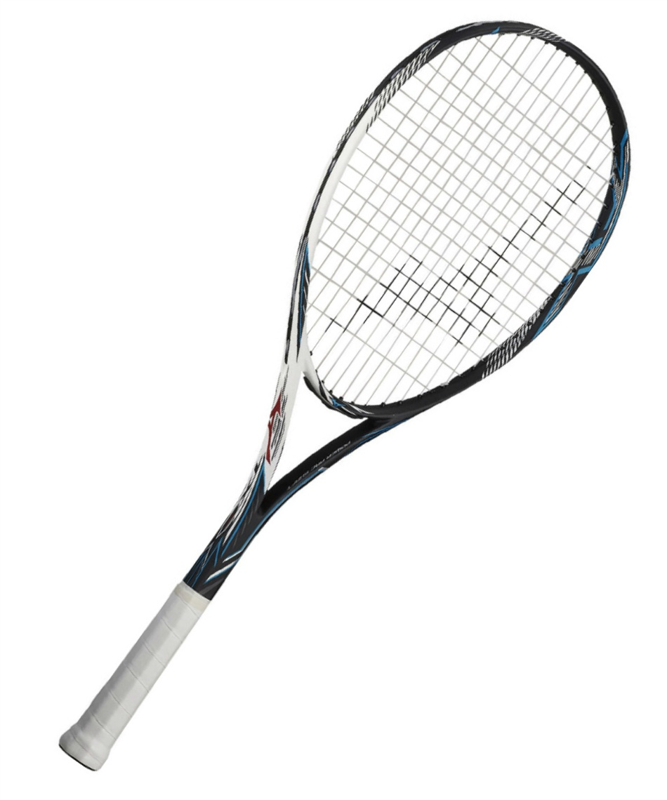 ミズノ(MIZUNO) ソフトテニスラケット オールラウンド 張り上げ済み TX900 ティーエックス900 63JTN07527