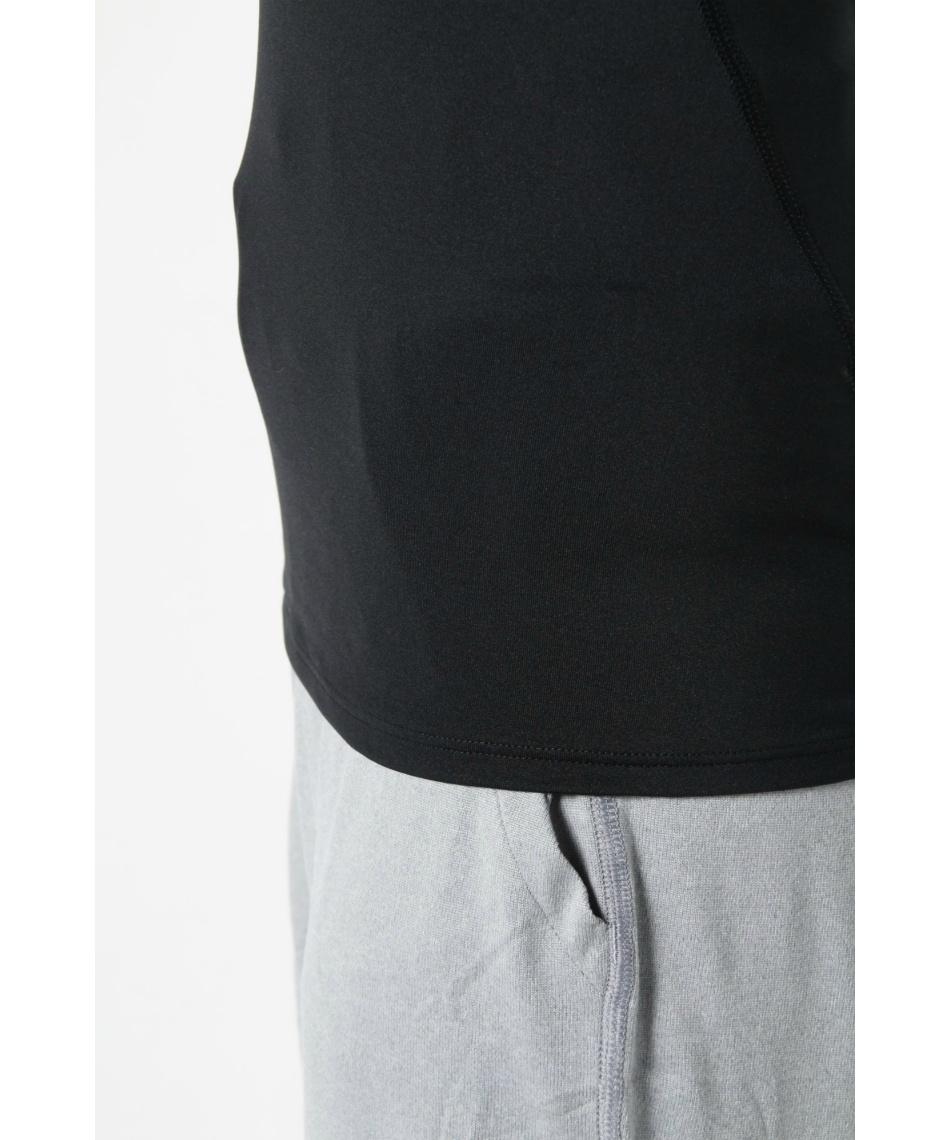 アンダーアーマー(UNDER ARMOUR) Tシャツ 長袖 UAヒートギア コンプレッション ロングスリーブ クルー 1358604-001