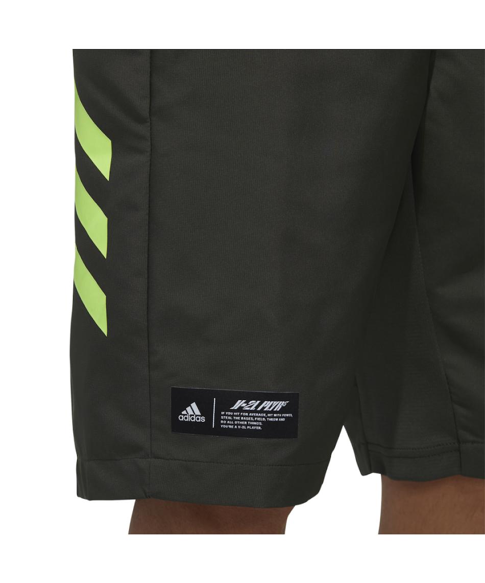 アディダス(adidas) 野球 ハーフパンツ 5T HYBRID SHORTS 5T ハイブリッド ショーツ FK1452 GLK04