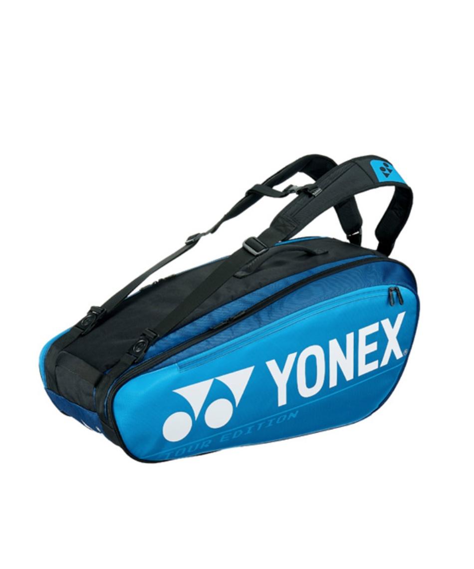 ヨネックス(YONEX) テニス バドミントン ラケットバッグ 6本用  BAG2002R