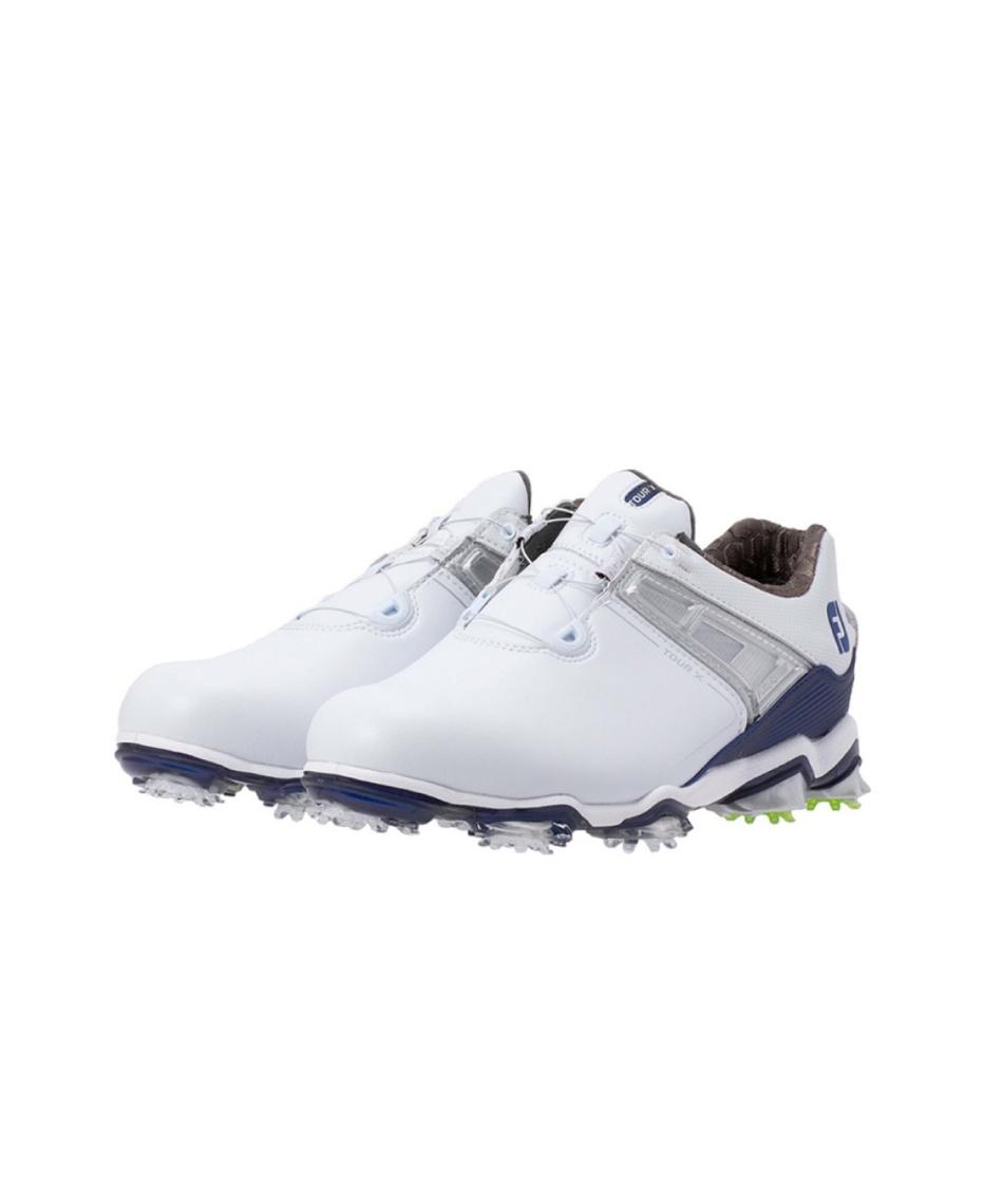 フットジョイ(FootJoy) ゴルフシューズ ソフトスパイク FJ TOUR ツアー X Boa 55412W 【国内正規品】【2020年モデル】
