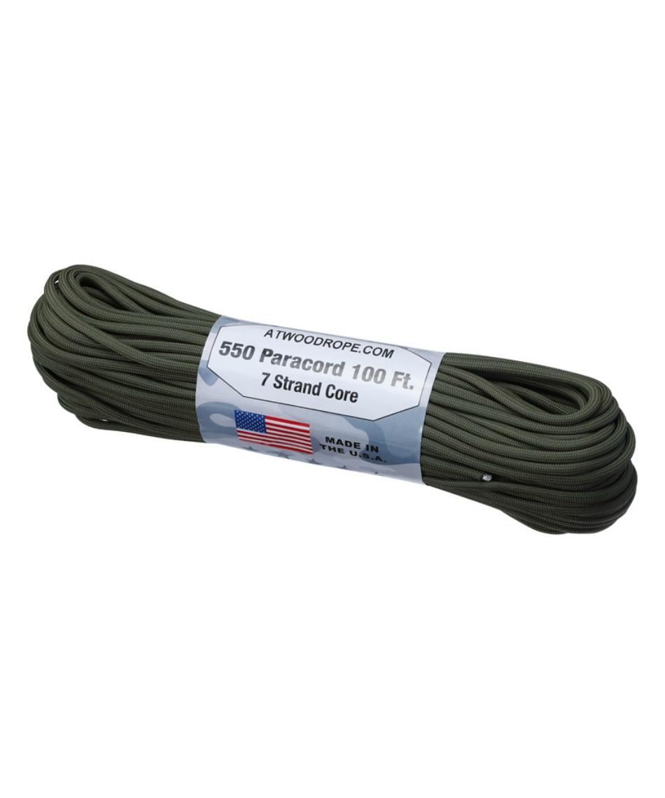 アトウッドロープ(Atwood Rope) ショックコード パラコード 44030