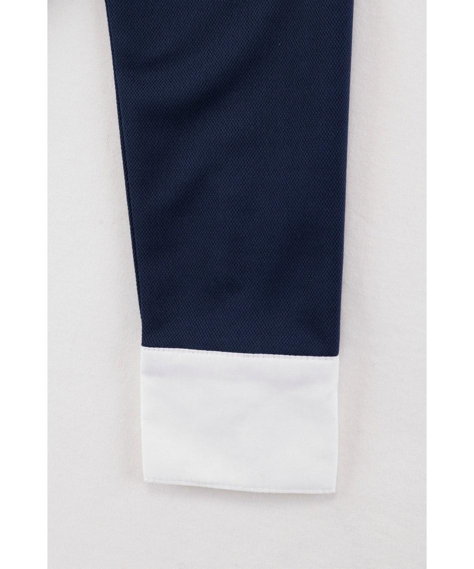 アーノルドパーマー(arnold palmer) ゴルフウェア ポロシャツ 長袖 ロゴストレッチ長袖ポロシャツ AP220402J02 【2020年秋冬モデル】