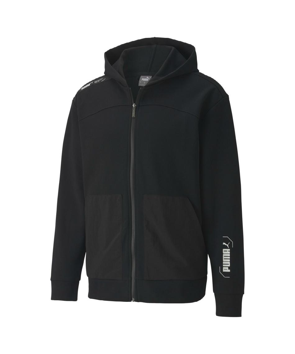 プーマ(PUMA) スウェットジャケット NU-TILITY フーデッド スウェットジャケット 585243