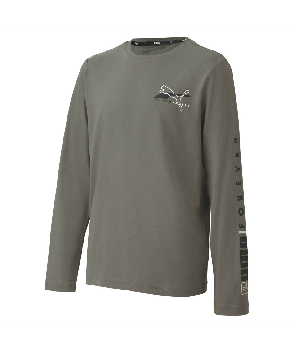 プーマ(PUMA) Tシャツ 長袖 ALPHA LS Tシャツ 585223