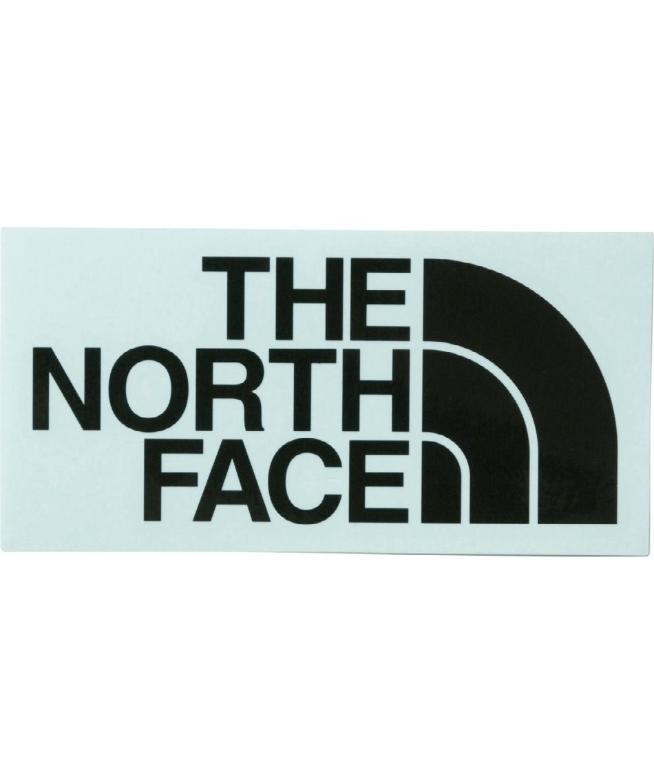 ノースフェイス(THE NORTH FACE) ステッカー TNFカッティングステッカー TNF Cutting Sticker NN32013 K 【国内正規品】
