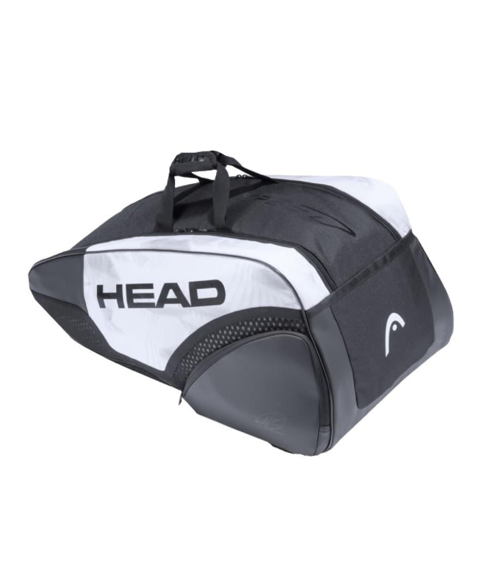 ヘッド(HEAD) テニス バドミントン ラケットバッグ 9本用 DJOKOVIC 9R SUPERCOMBI ジョコビッチ 9R スーパーコンビ 283101 【国内正規品】