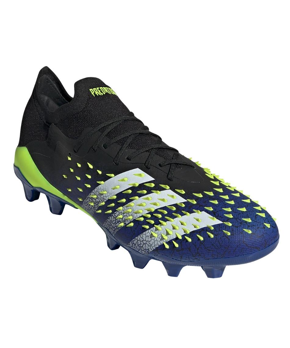 アディダス(adidas) サッカースパイク プレデター フリーク 1 ロー HG AG Predator Freak 1 Low HG/AG FZ3711