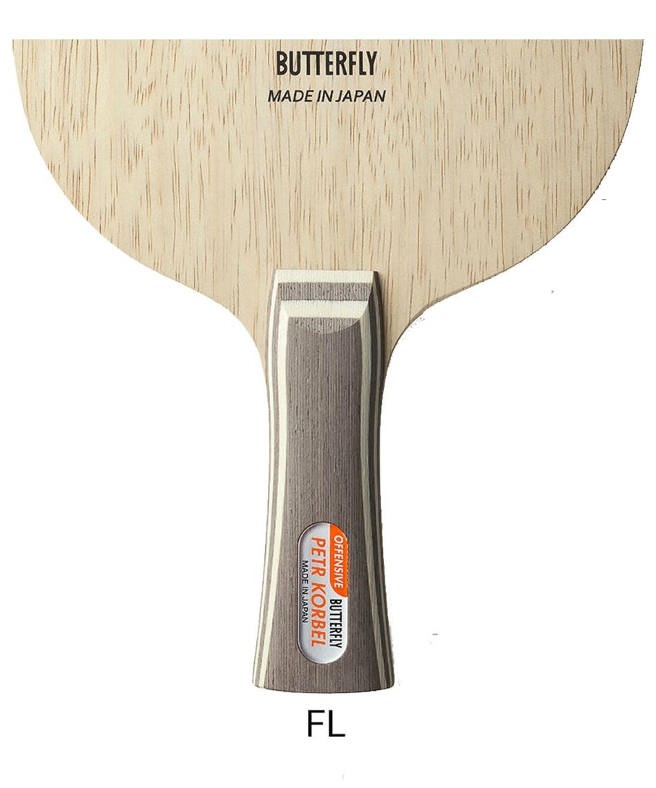 バタフライ ( Butterfly ) 卓球ラケット シェークタイプ コルベル-FL 30271