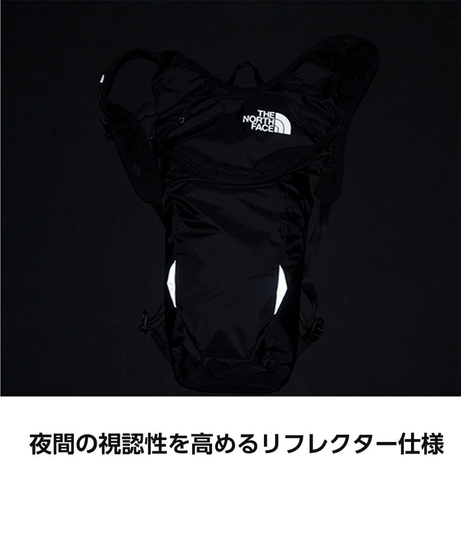 ノースフェイス ( THE NORTH FACE )  ランニングバック 6L マーティンウィングLT NM61713 K ブラック