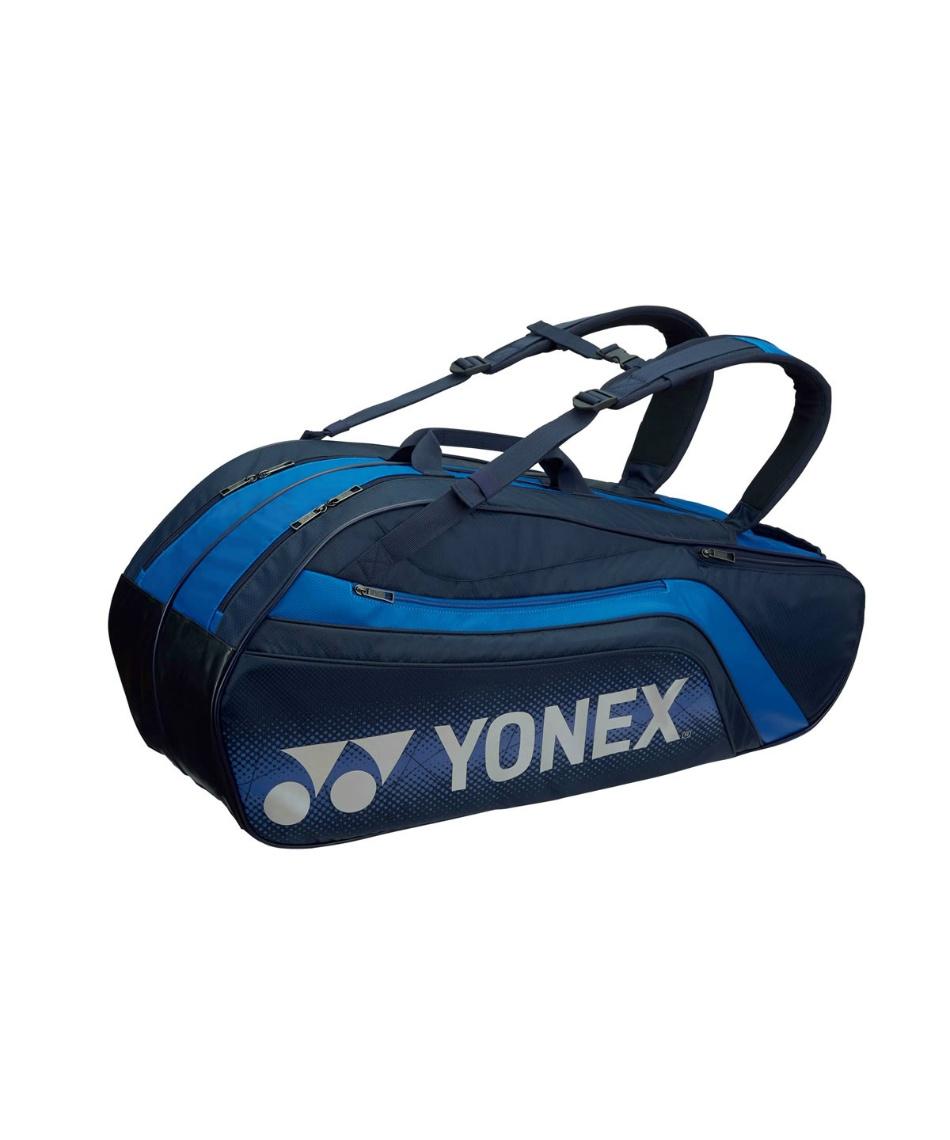 6adb8d0a0f3c20 ヨネックス ( YONEX ) テニス バドミントン ラケットバッグ 6本用 ラケットバッグ6 リュック付 BAG1812R