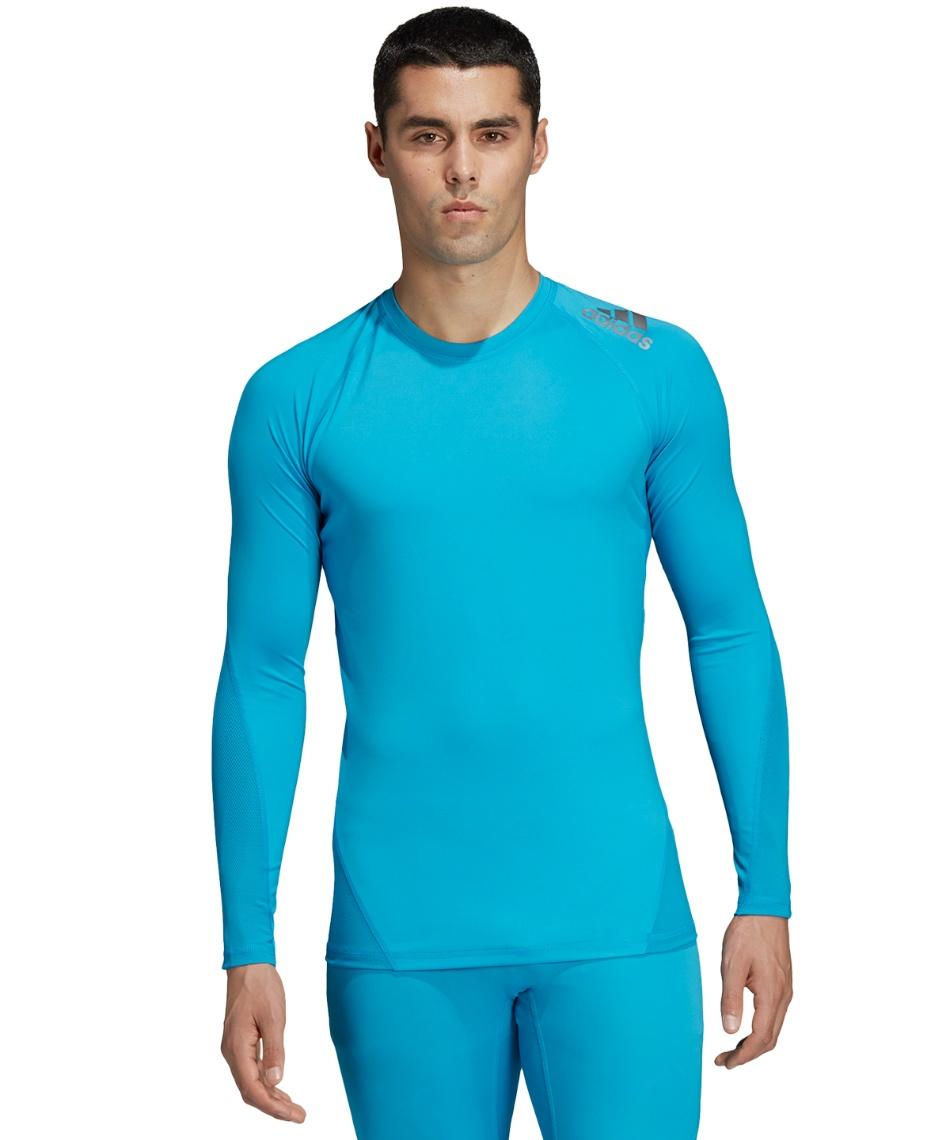 アディダス ( adidas ) アンダーウェア 長袖 ALPHASKIN TEAM ロングスリーブTシャツ アルファスキン チーム EBR74