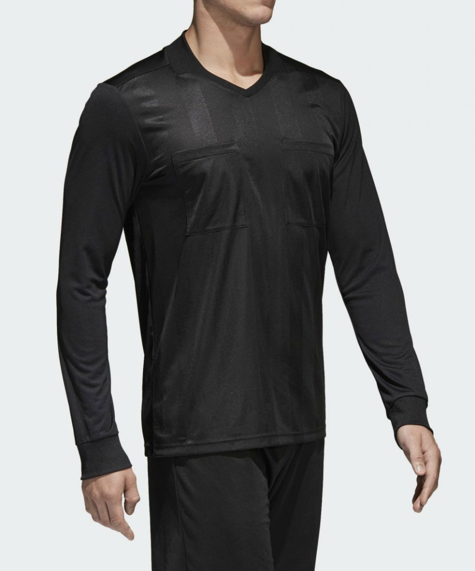 アディダス ( adidas )  サッカーウェア レフリーウェア 2018 レフェリージャージー 長袖 CF6215 EBR16