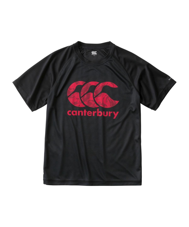 カンタベリー(CANTERBURY) ラグビーウェア 半袖シャツ トレーニング ティー RG38508