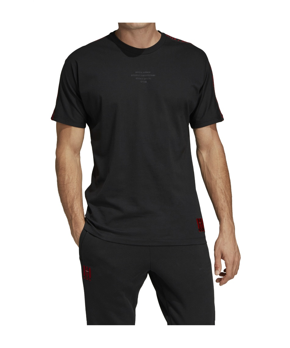 アディダス(adidas) サッカーウェア レプリカシャツ STREET MUFC ティー DP2325