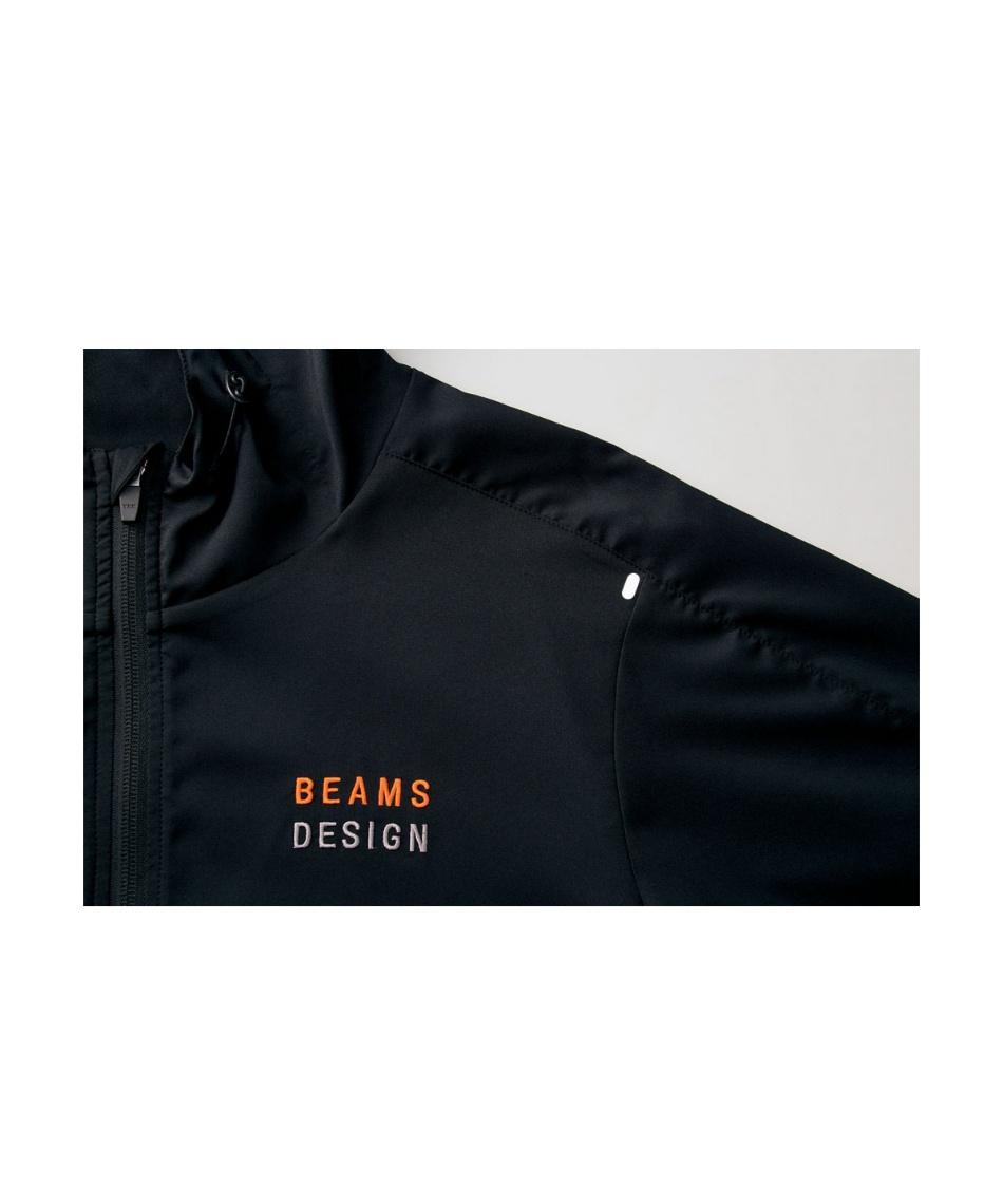 ZETT BEAMS DESIGN(ゼット ビームス デザイン) 野球 ジャケット 長袖ピステ BOWP391