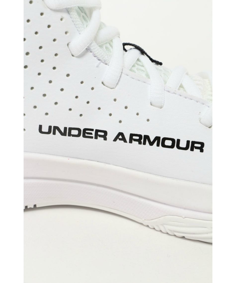 アンダーアーマー(UNDER ARMOUR) バスケットシューズ UA GS Jet 2019 SYN  3022778 100