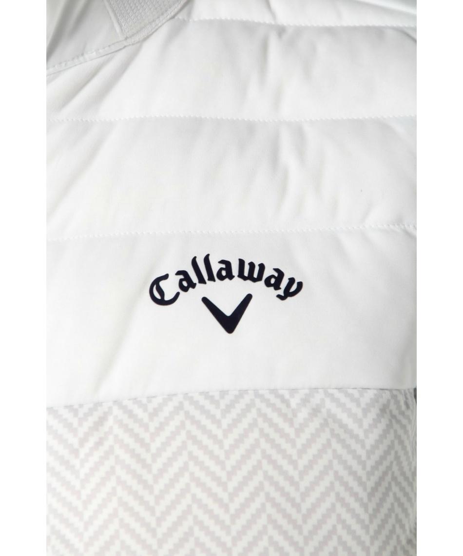 キャロウェイ(Callaway) ゴルフウェア ブルゾン スターストレッチ2WAYダウン 241-9210505