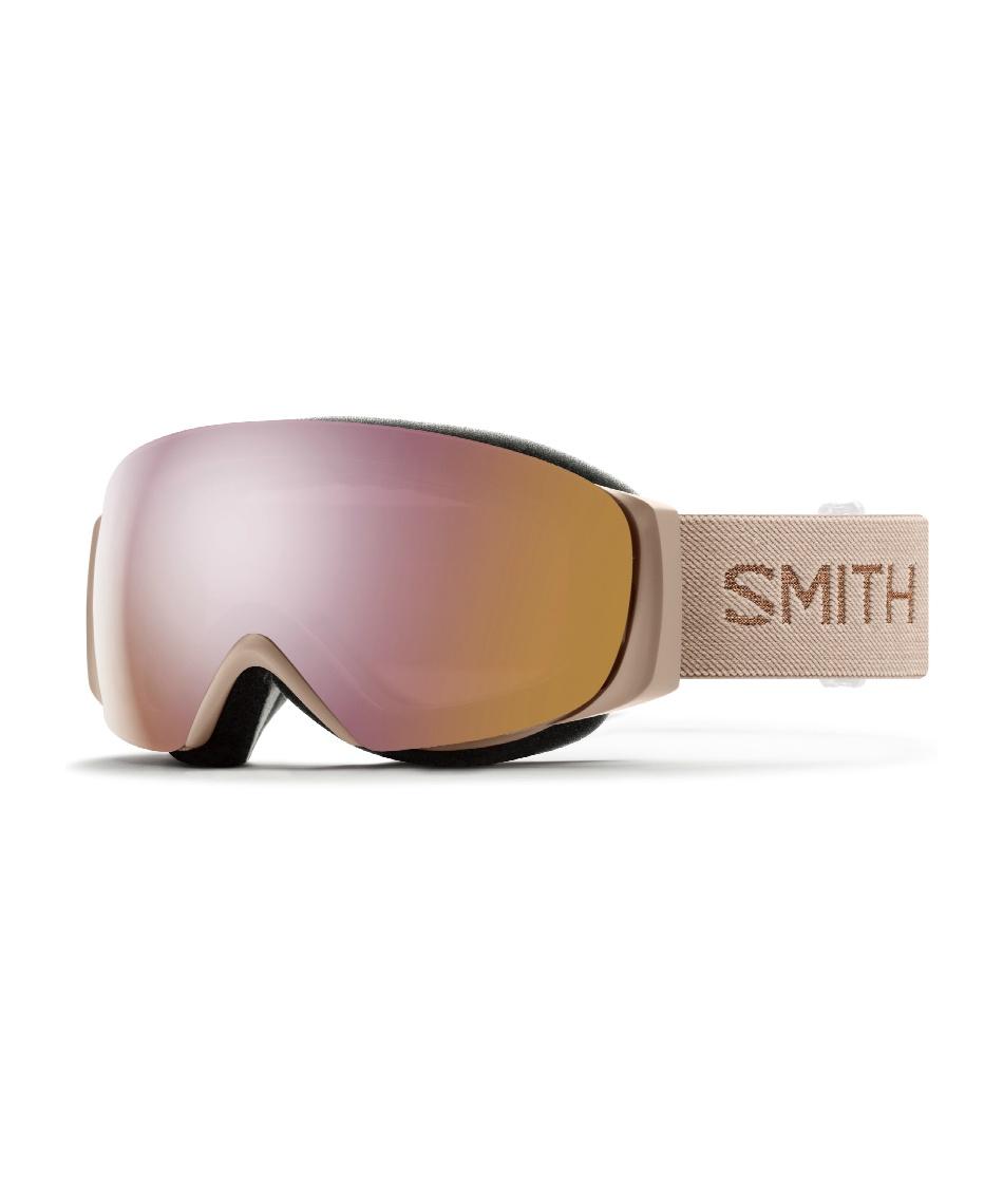 スミス(SMITH) スキー スノーボードゴーグル GOGGLE スペアレンズ付 U-I/O MAG S TUSK