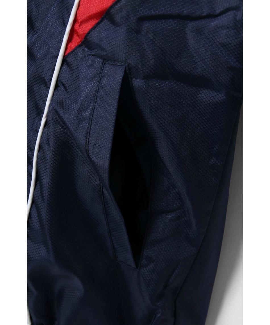 ミズノ(MIZUNO) 野球 ウインドブレーカージャケットVネック ジュニアジャケット裏起毛 12JE9V9314