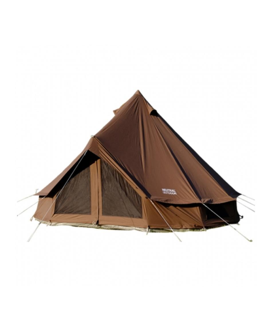 ニュートラルアウトドア(NEUTRAL OUTDOOR) テント ワンポールテント NT-TE21 TC テント 4.0 46272