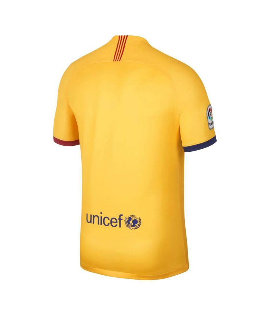 ナイキ(NIKE) サッカーウェア レプリカシャツ 19HO FCBアウェイ半袖 AJ5531-728