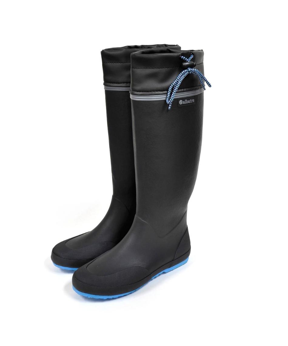 アルバートル(ALBATRE) ブーツ アルバートル・パッカブルラバーブーツ ALBATRE PACKABLE RUBBER BOOTS AL-R1000 BK