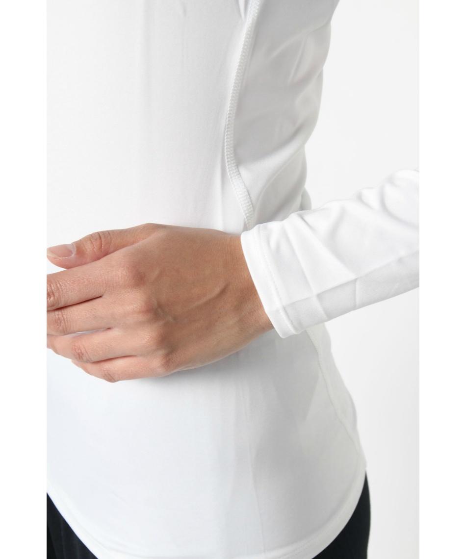 アンダーアーマー(UNDER ARMOUR) Tシャツ 長袖 UAヒートギア コンプレッション ロングスリーブ クルー 1358604-100