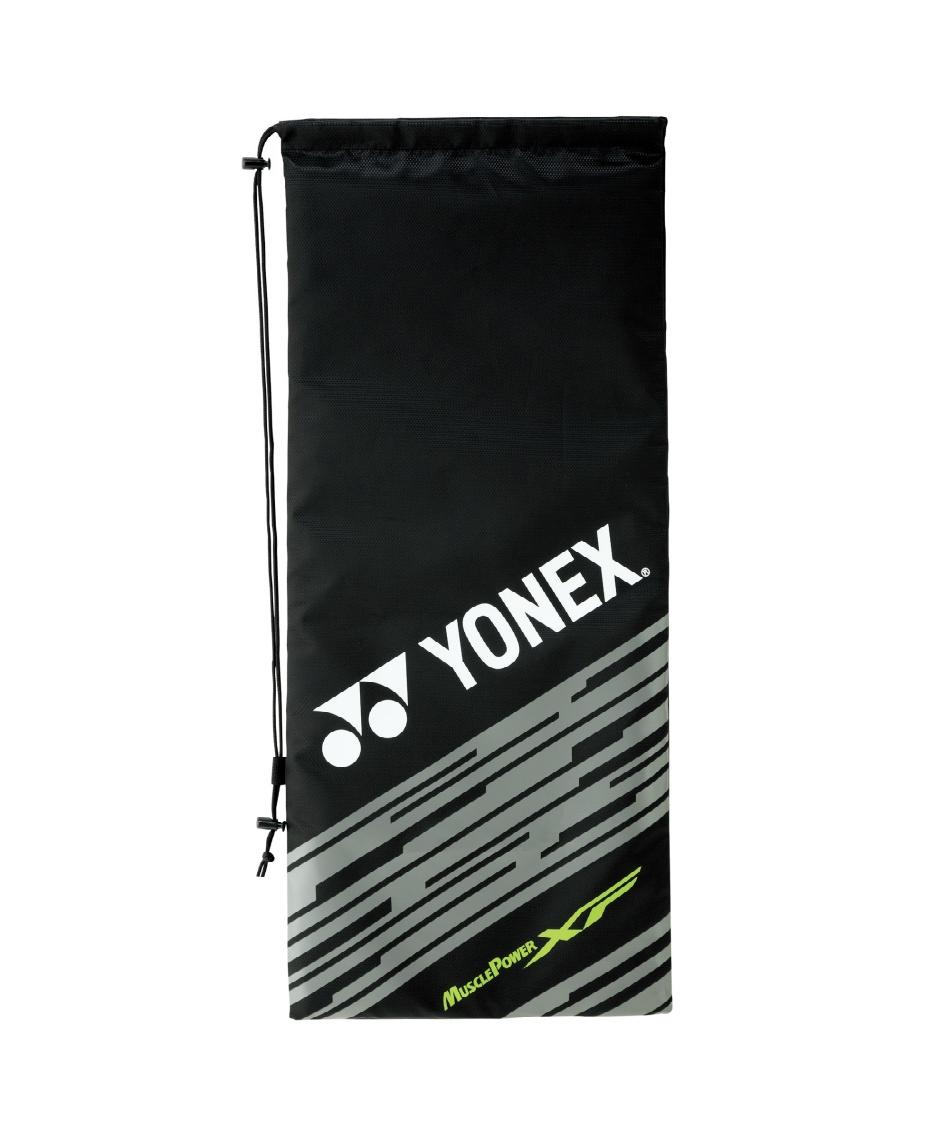 ヨネックス(YONEX) ソフトテニスラケット オールラウンド 張り上げ済み マッスルパワー500XF MP500XFHG-002