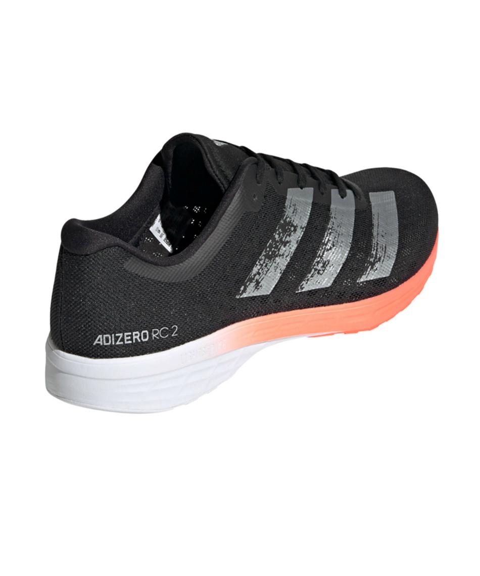 アディダス(adidas) ランニングシューズ  アディゼロ RC 2.0 ワイド ADIZERO RC 2.0 WIDE EH3143 JAD08