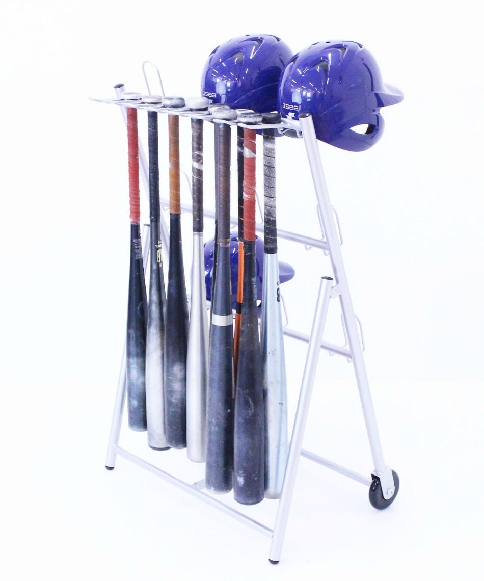 野球 バットスタンド コンパクトメットバットスタンド 99676