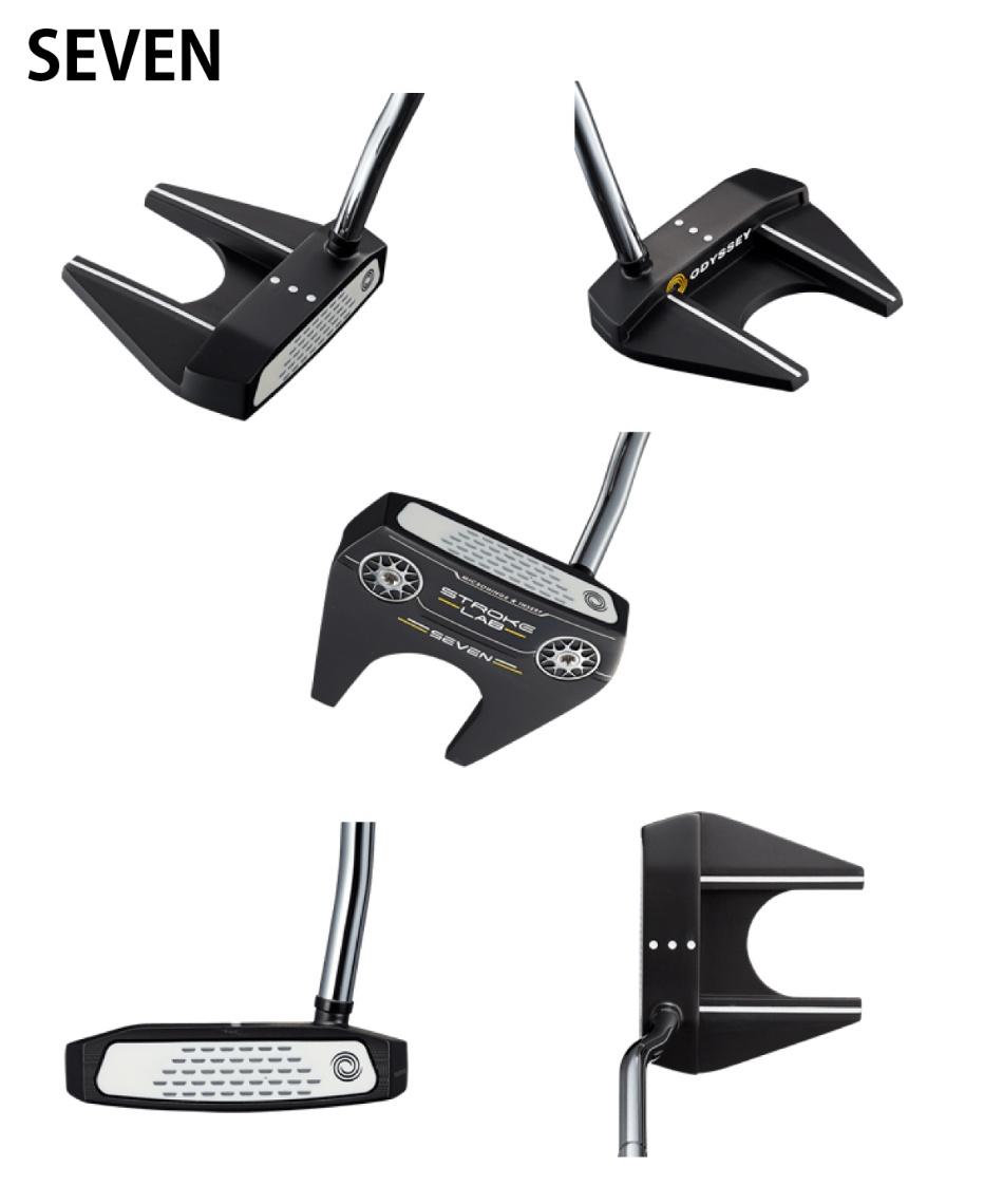 オデッセイ(ODYSSEY) ゴルフクラブ パター STROKE LAB BLACK PT ストローク ラボ ブラックシリーズ STROKE LAB-BLACK PT