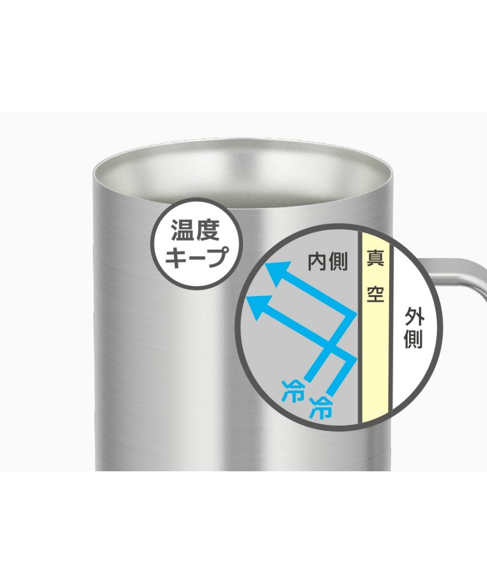 サーモス(THERMOS) 食器 コップ 真空断熱ジョッキ  JDK-720