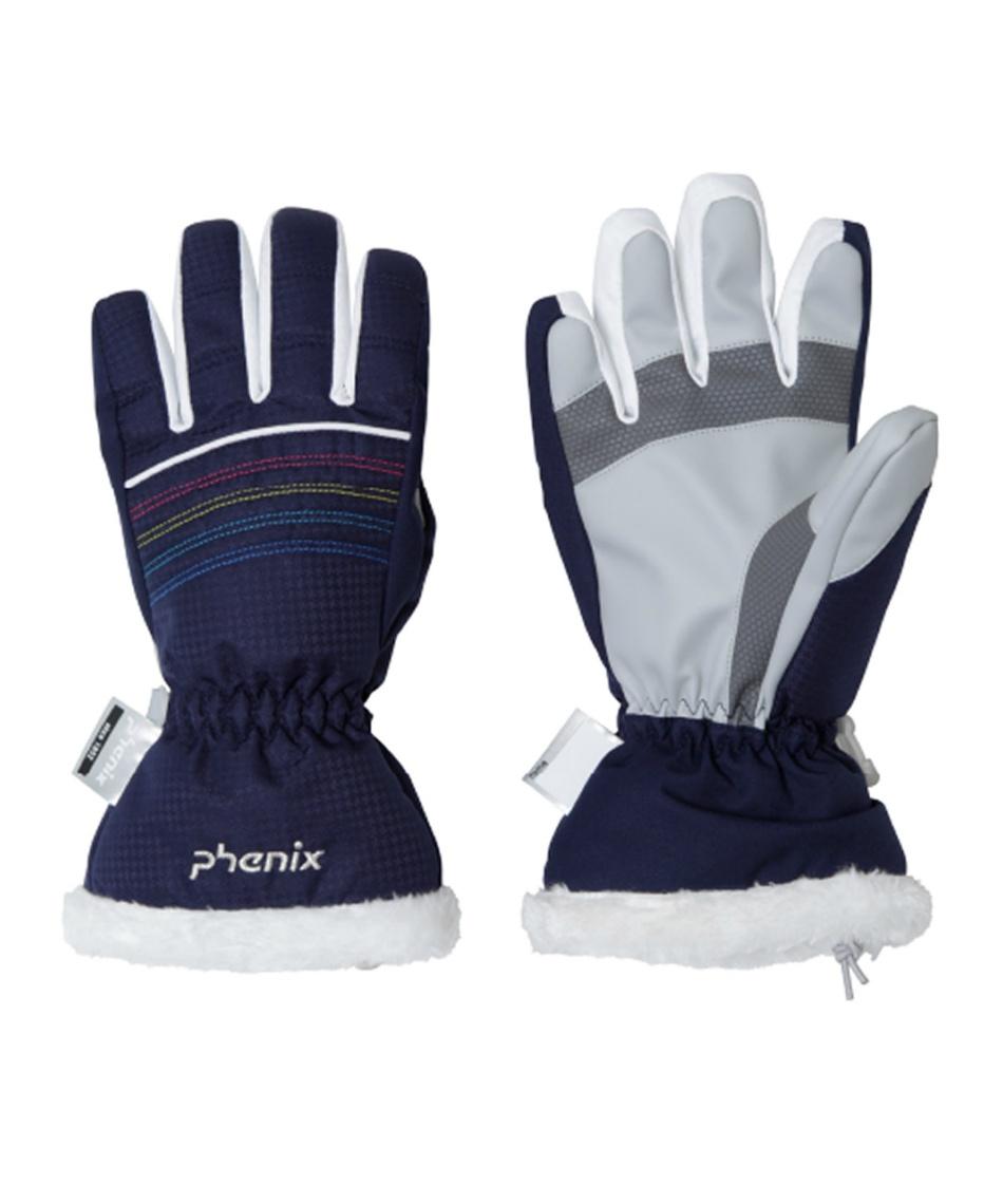 フェニックス(Phenix) 手袋 スノーグローブ 5本指 グローブ PSAH8GL91 ジュニア 子供 130~160cm