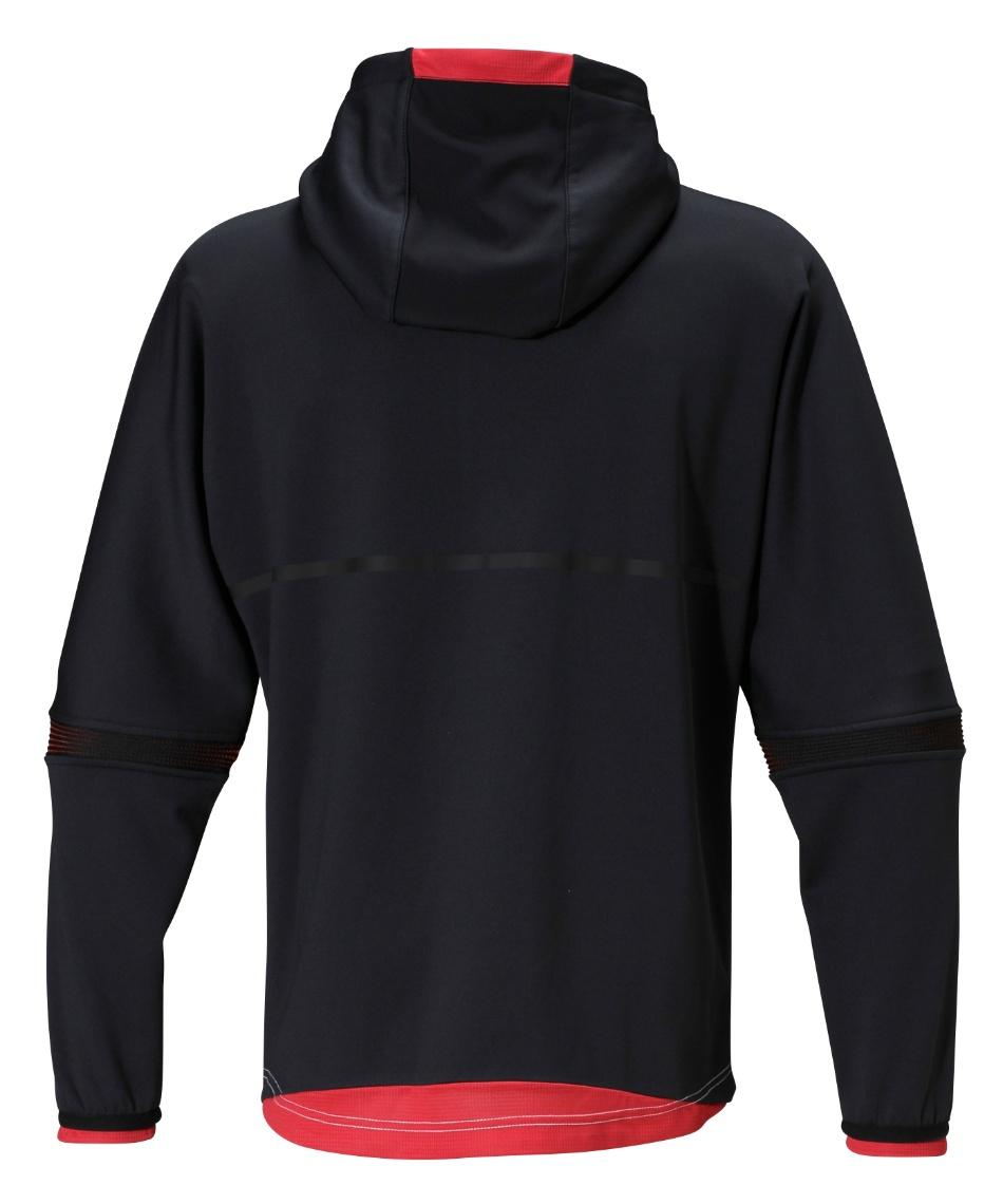 ディアドラ(DIADORA) テニスウェア バドミントンウェア スウェット パーカー コンペティションジャケット DTT0181