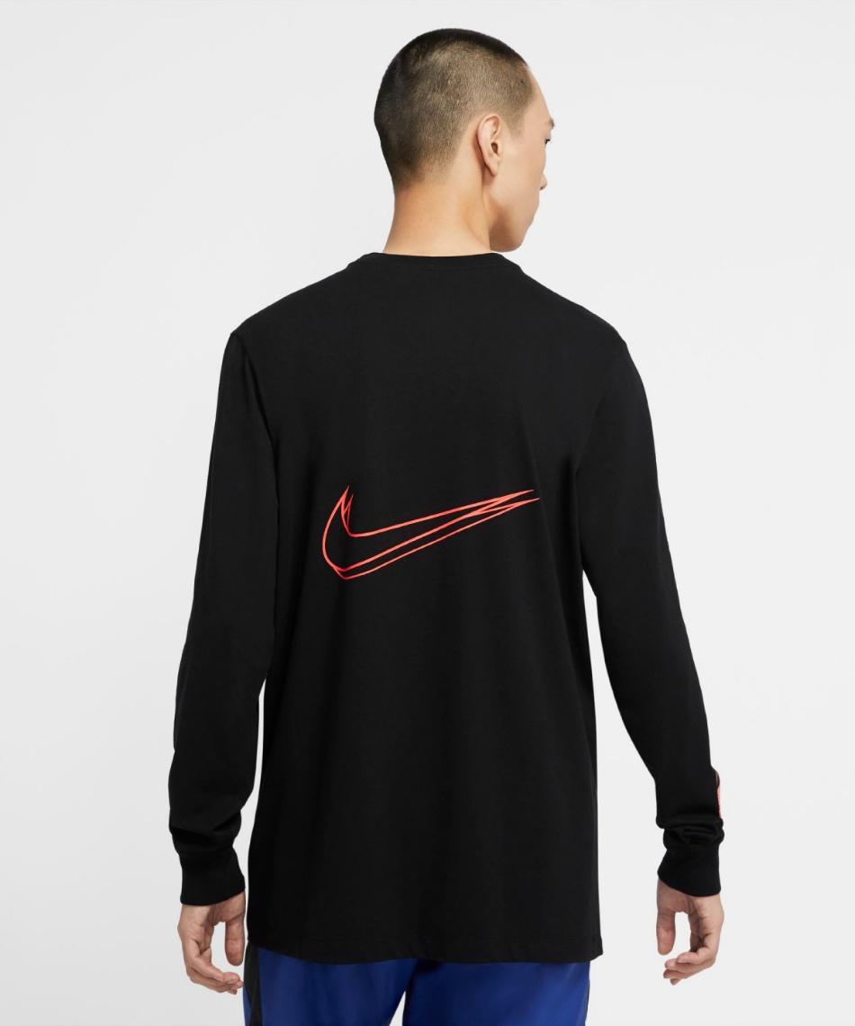 ナイキ(NIKE) Tシャツ 長袖 HBR ワールドワイド L/S Tシャツ CW0391-010