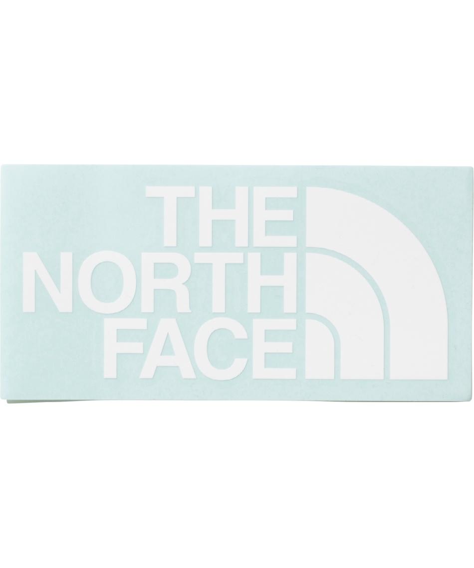 ノースフェイス(THE NORTH FACE) ステッカー TNFカッティングステッカー TNF Cutting Sticker NN32013 W 【国内正規品】