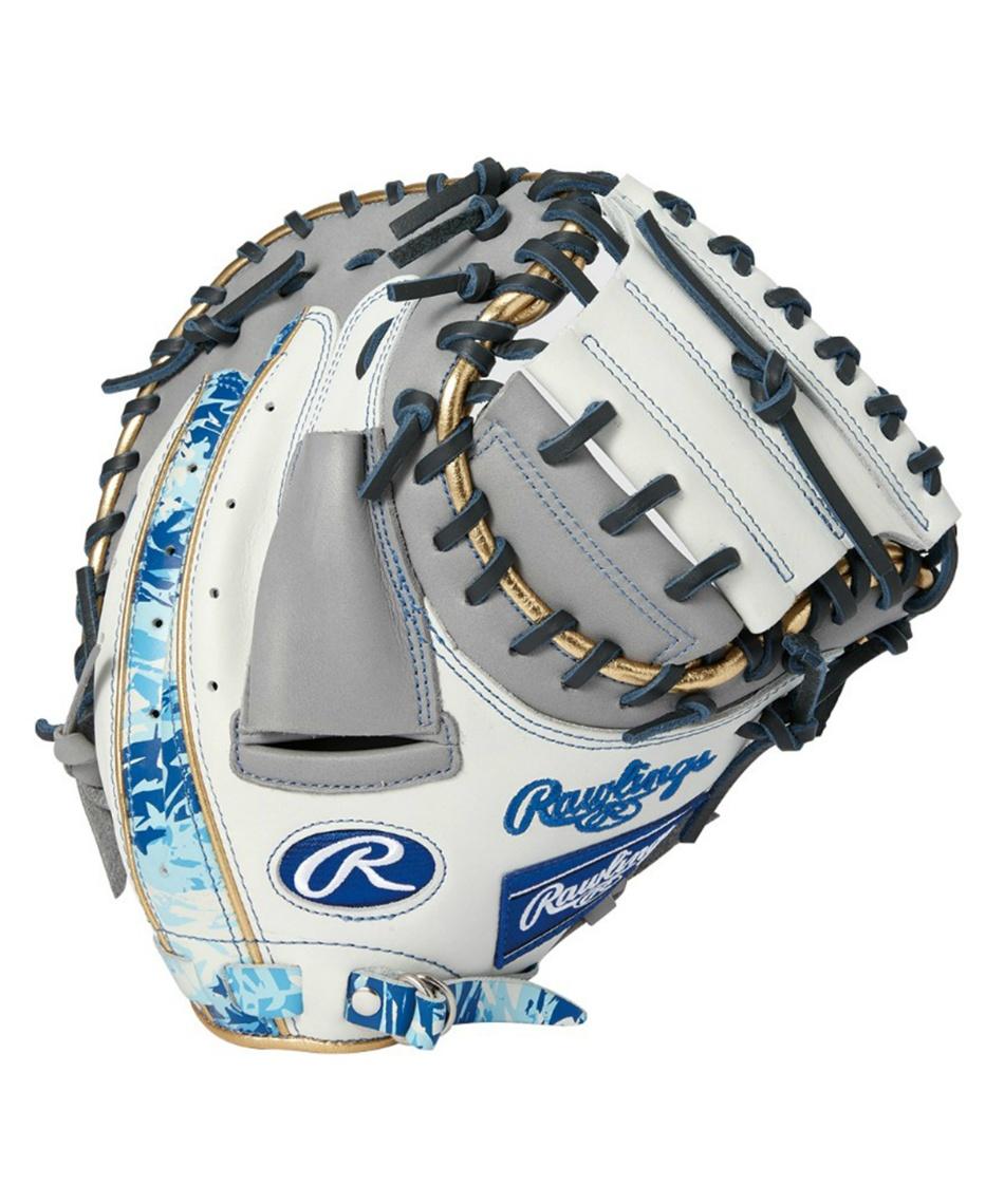 ローリングス(Rawlings) 野球 一般軟式グローブ 捕手 軟式 HOH HACKS CAMO キャッチャー用 ミットサイズ33.0 GR1HO2AF