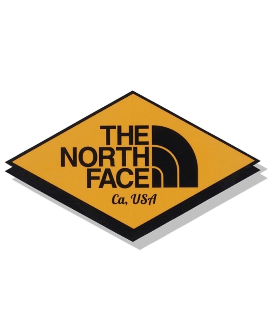 ノースフェイス(THE NORTH FACE) ステッカー TNF Print Sticker TNFプリントステッカー NN32121 CY 【国内正規品】
