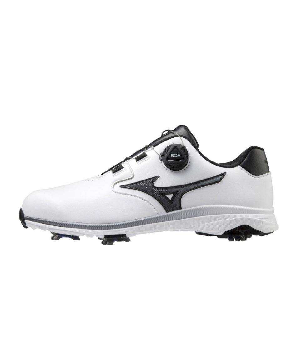 ミズノ(MIZUNO) ゴルフシューズ ソフトスパイク ネクスライト NEXLITE GS BOA 51GM2115 【2021年モデル】