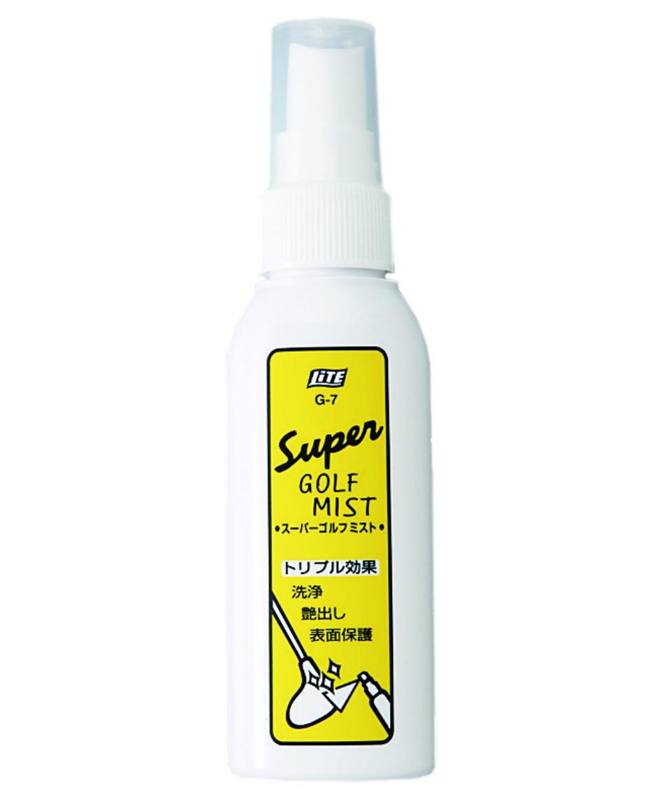 ライト(LITE) ゴルフ メンテナンス用品 スーパーオイルミスト G-7
