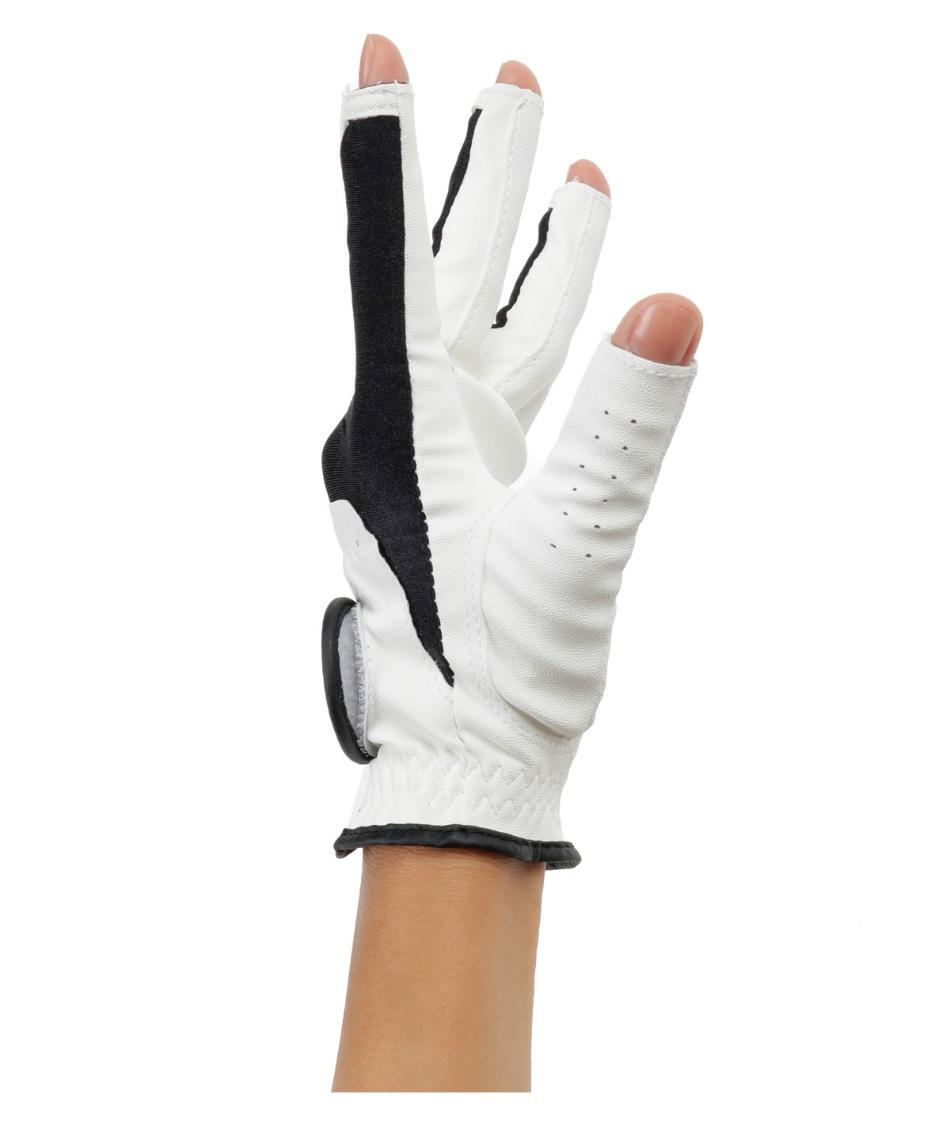 アーノルドパーマー ( arnold palmer )  ゴルフ グローブ 左手用 グローブ ネイル APG-03H